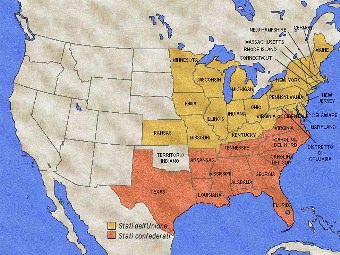 Guerra Di Secessione Americana Riassunto