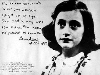 Il Diario Di Anna Frank Riassunto