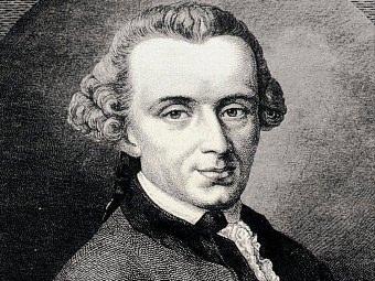 Kant Riassunto