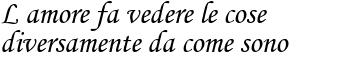 L' amore ottenebra la mente dice Nietzsche frase
