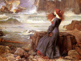 La Tempesta Shakespeare Riassunto