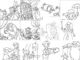Pinocchio Da Colorare Disegni Gratis