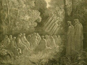 Riassunto Settimo Canto Purgatorio