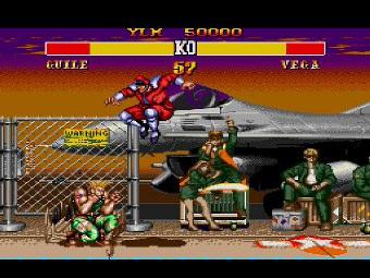Street Fighter 2 Facebook